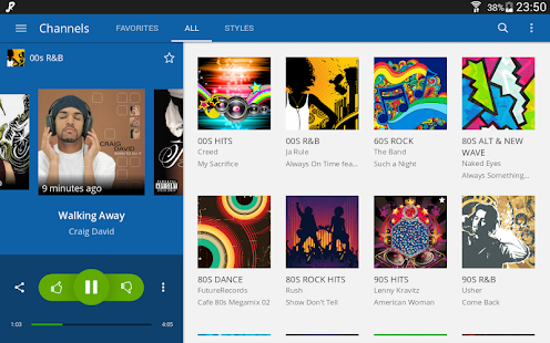 RadioTunes Screenshot 9