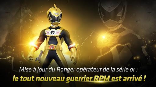 Power Rangers: All Stars  code Triche 1