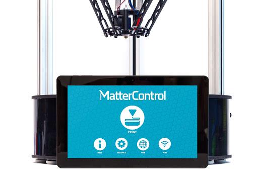 MatterControl Touch T10