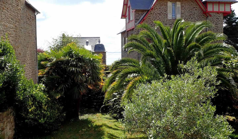 Maison en bord de mer avec jardin Cancale