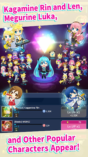 Hatsune Miku - Tap Wonder modavailable screenshots 5
