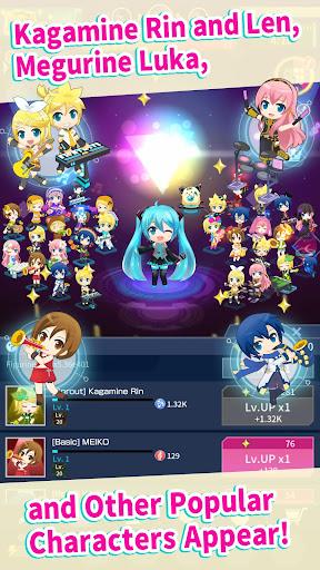 Hatsune Miku - Tap Wonder 1.0.1 screenshots 5