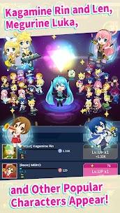 Hatsune Miku – Tap Wonder MOD Apk 1.0.1 (Unlimited Purchases) 5