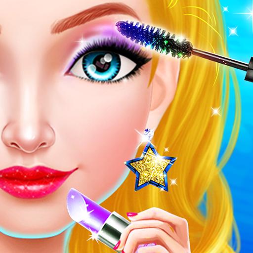 Top Model Highschool Makeup Salon