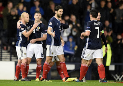 Even paniek na Schotland-België: Brandalarm ging af na de wedstrijd