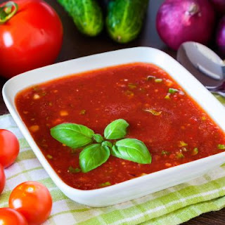 Mexican-Style Salsa
