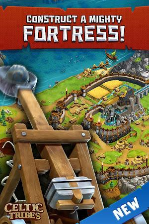 Celtic Tribes - Building MMOG 5.1.0 screenshot 205707