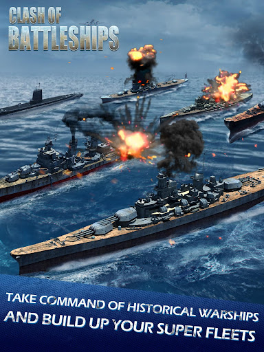 Clash of Battleships - COB screenshot 9