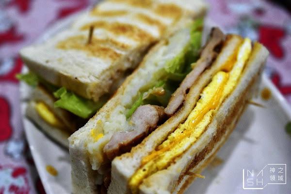 新莊早午餐推薦|米豆早午餐 台北碳烤土司吃這家就對了