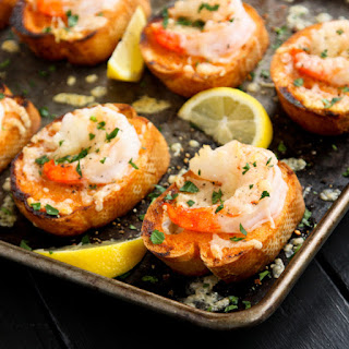 Shrimp Garlic Toast Recipes