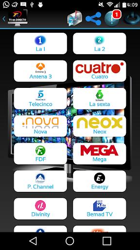 TV España TDT for PC