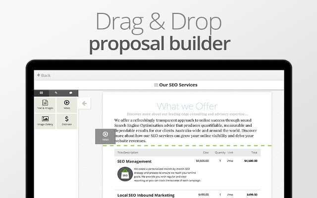 Proposable  Chrome Web Store