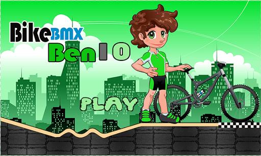 Bike BMX Ben 10