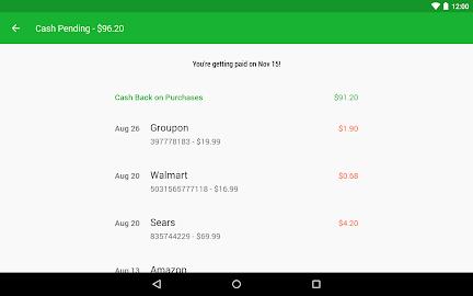 Ebates Cash Back & Coupons Screenshot 18