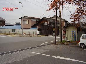 Photo: JR稲枝駅をでたところを右へ