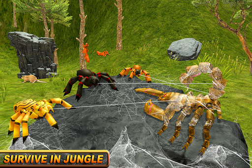 Wild Scorpion Family Jungle Simulator 1.3 screenshots 11
