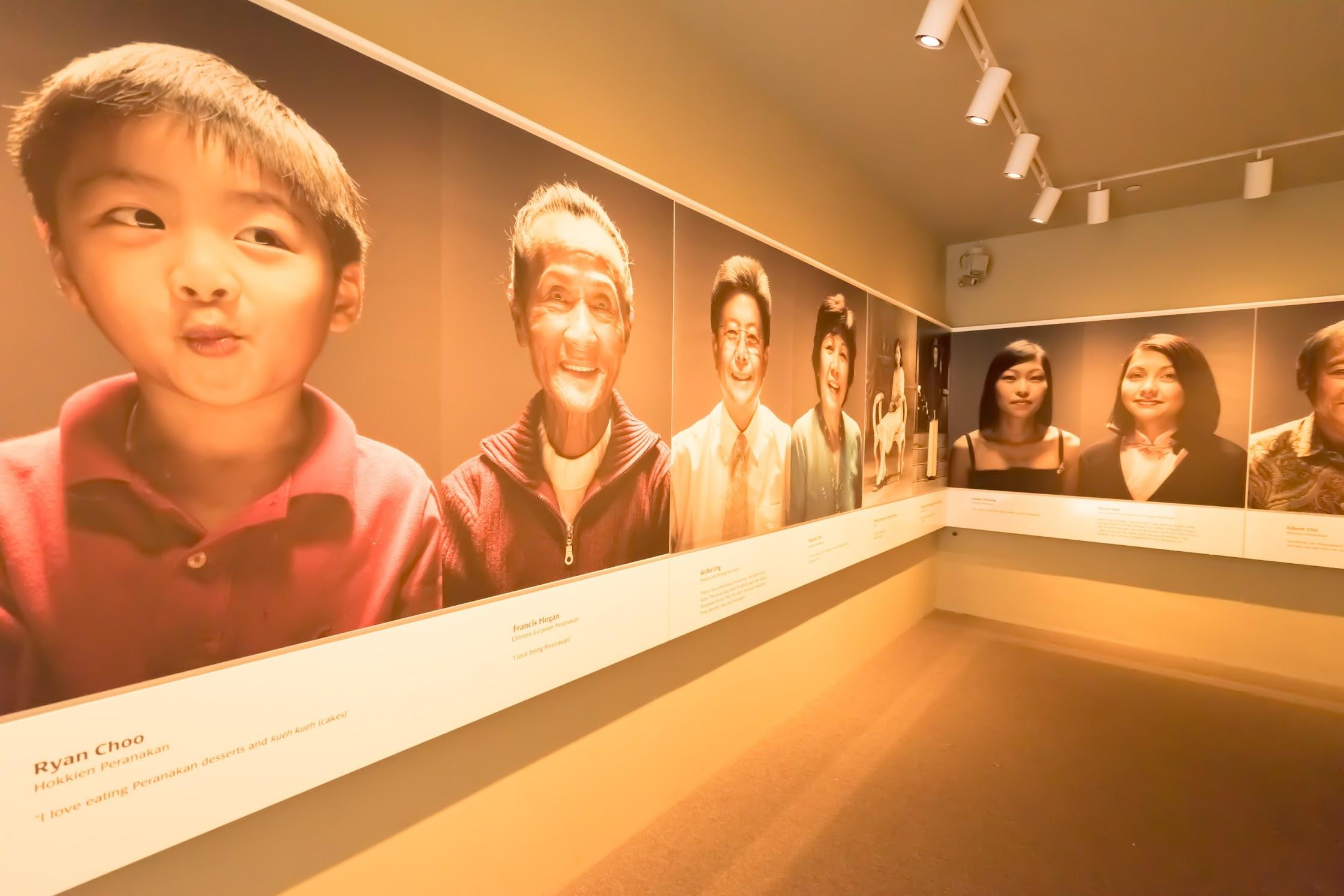 シンガポール プラナカン博物館2