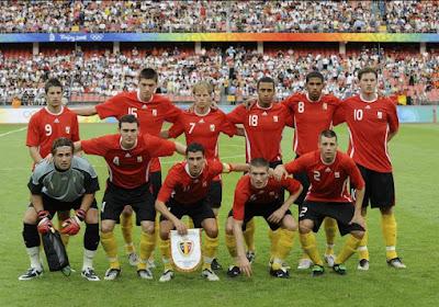 Hoe gaat het nog met de Rode Duivels die vierde werden op de Olympische Spelen in 2008? Vertonghen, Bailly, De Mul, ...