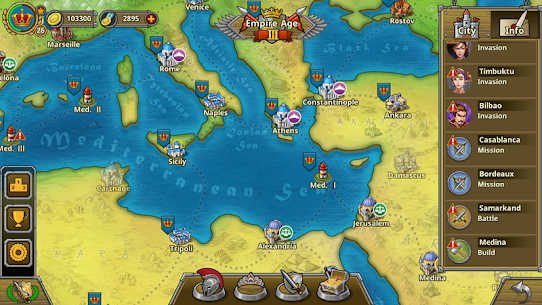 European War 5: Empire Mod Apk [Unlimited Medals] 2