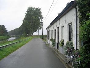 Photo: Le long du Schipdonkanaal
