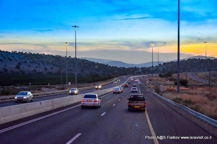 Дороги Галилеи. Экскурсии в Израиле с гидом Светланой Фиалковой.