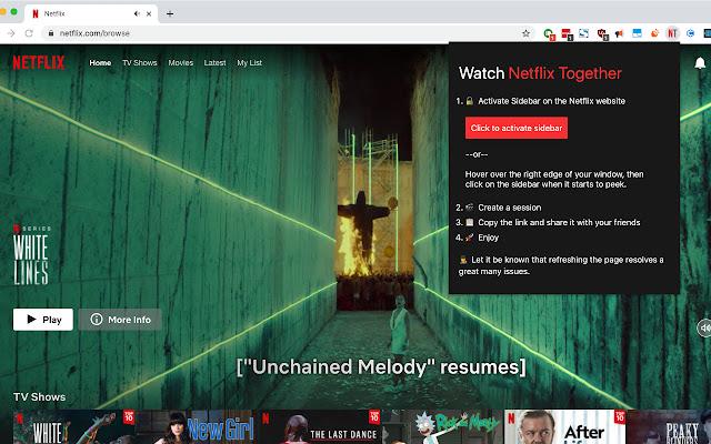 Watch Netflix Together