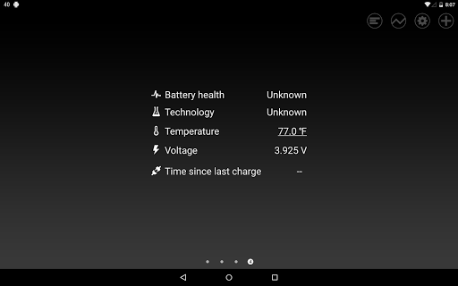 Battery HD screenshot 12