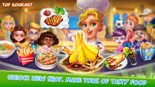 Star Cooking Chef - Foodie Madnessud83cudf73 2.9.5009 screenshots 14