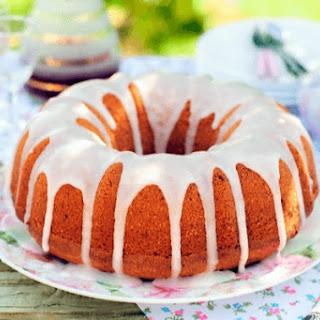 Rich Five Flavor Pound Cake Recipe