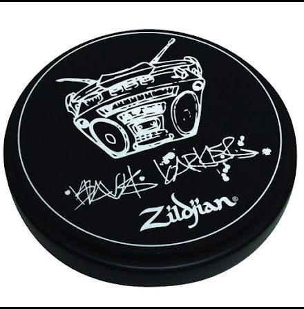 """6"""" Zildjian Travis Barker övningsplatta - P1204"""