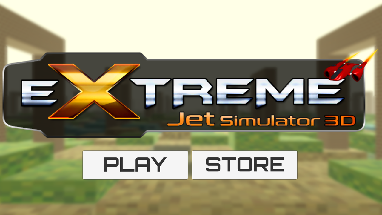 Extreme Jet Simulator 3D- screenshot