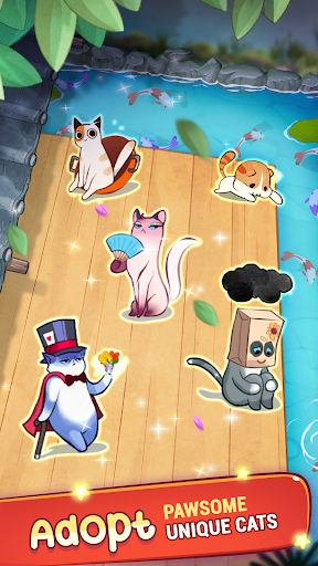 Meowaii: Merge cute cats  code Triche 2