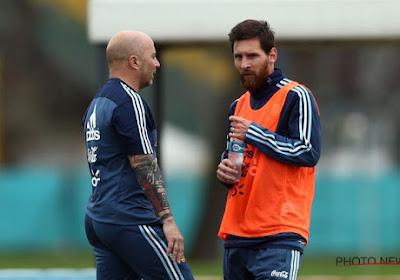 Tempête en Argentine: un nom circule déjà pour remplacer Sampaoli, huit joueurs (dont Messi) envisagent d'arrêter