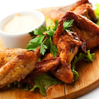 Fabulous Thai Chicken Wings (Easy Oven Recipe!)