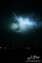 Photo: Extreme Thunder Storm (Edmond, Oklahoma) 2011