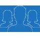 Multi-person icon