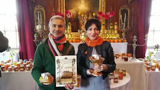 Francisco  Sáez e Isabel Martínez Sáez, de Lorusso.