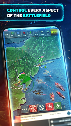 Conflict of Nations: WW3 Real Time Strategy Game apkmr screenshots 1