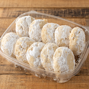 Tahini Sable Cookies