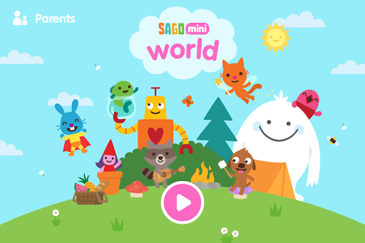 Sago Mini World 2.2 screenshots 1