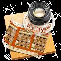 Rayas de tigre AiType tema icon