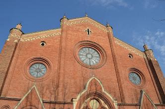 Photo: I rosoni della facciata