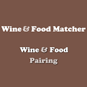 Wine Food Matcher FREE icon