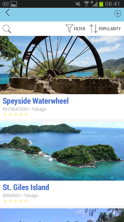 Trinidad & Tobago Travel Guide- screenshot