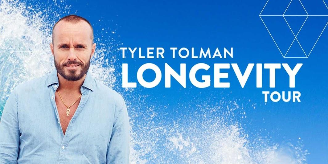 Tyler Tolman Longevity Tour