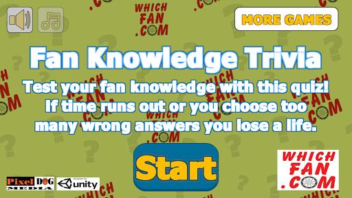 Fan Quiz Whichfan.com