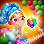 Shimmer Bubble Shooter Icon