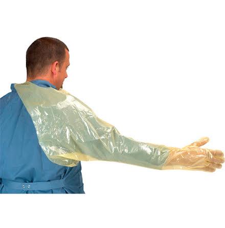 Veterinärhandske Super Touch med axelskydd 50-pack (Flera Storlekar)