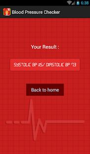 Free Finger Prank Blood Pressure APK for Android
