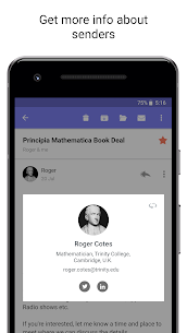Newton Mail – Email App for Gmail, Outlook, IMAP 5